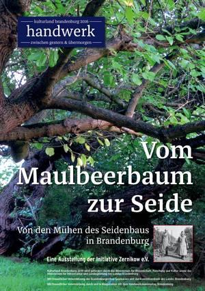 Ausstellung vom Maulbeerbaum zur Seide