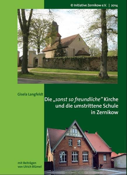 Titelblatt - Die sonst so freundliche Kirche