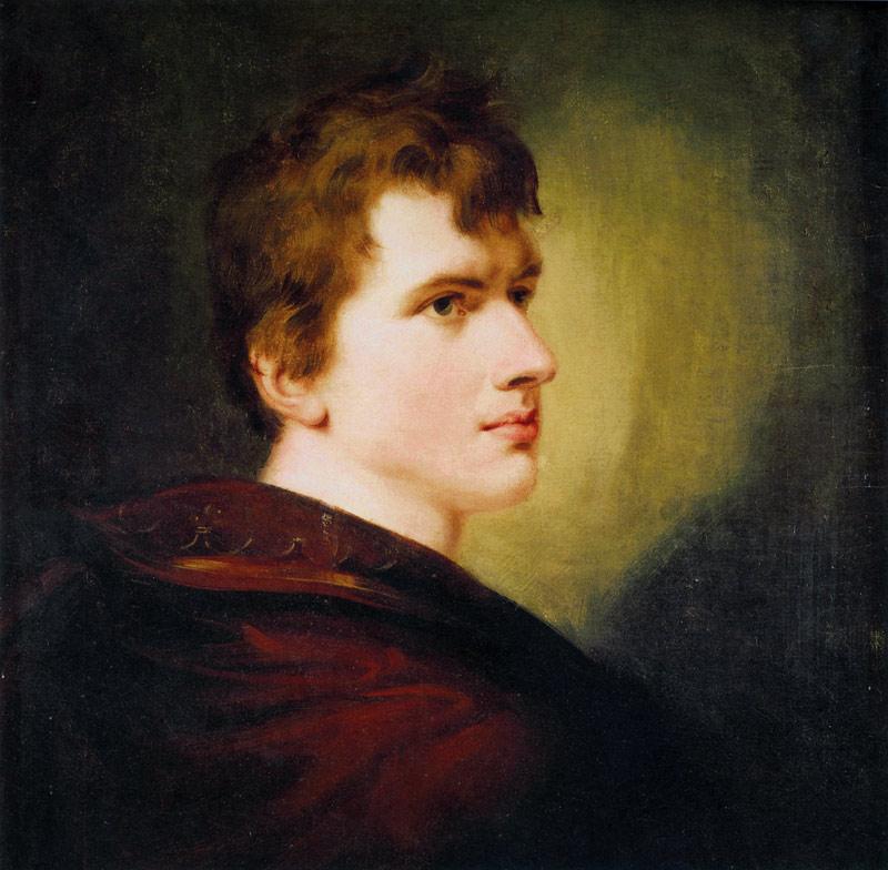 Ludwig Achim von Arnim Portrait