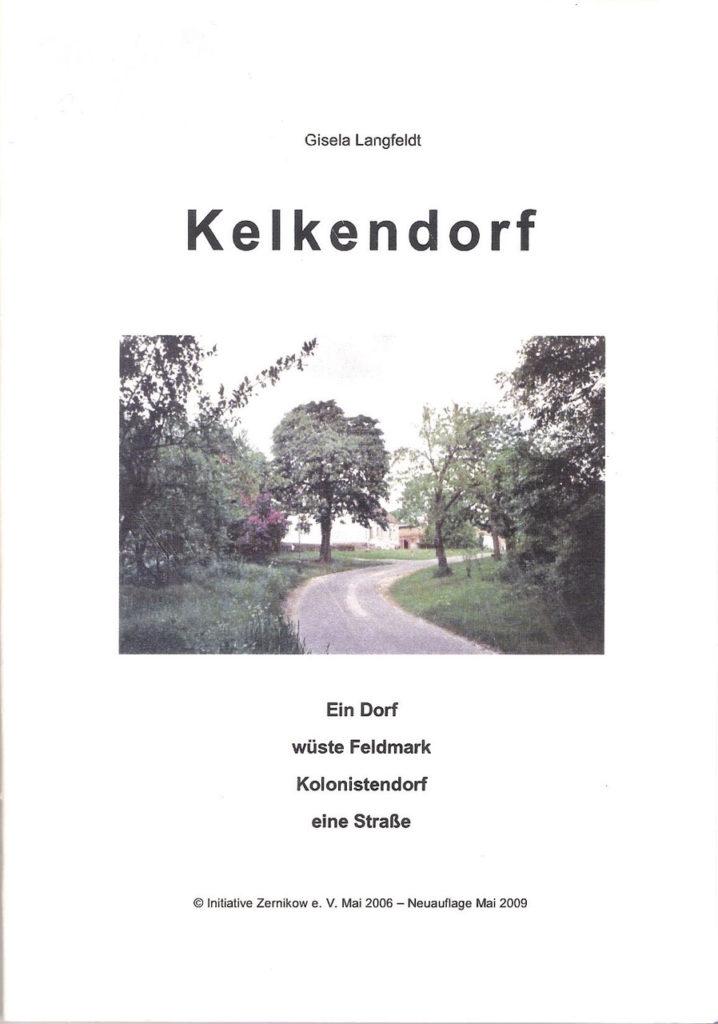 Titelblatt - Kelkendorf