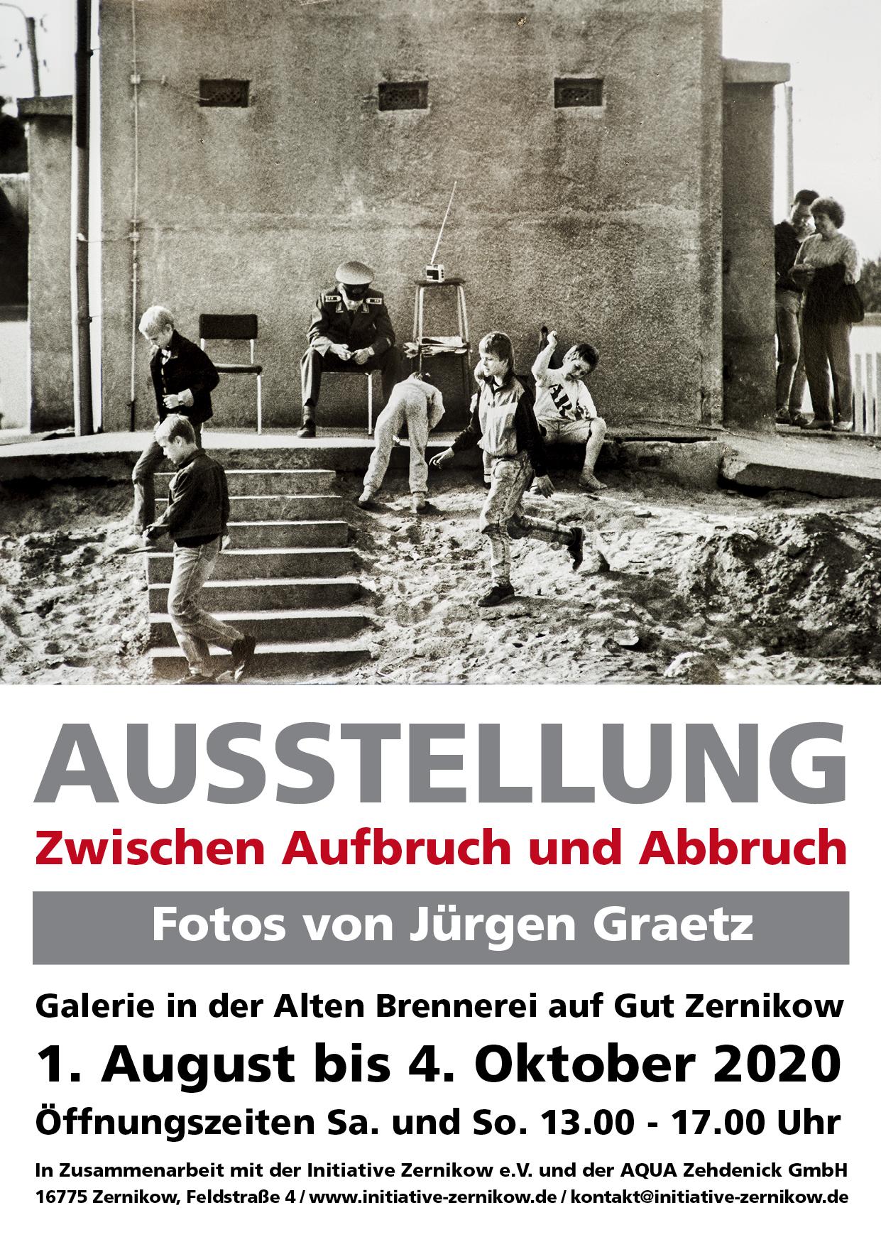 Fotoausstellung Jürgen Graetz