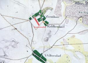 Karte Kastanienallee