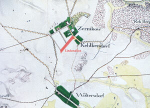 Karte Lindenallee