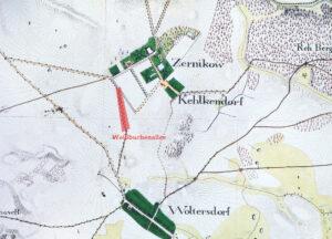 Karte Weißbuchenallee